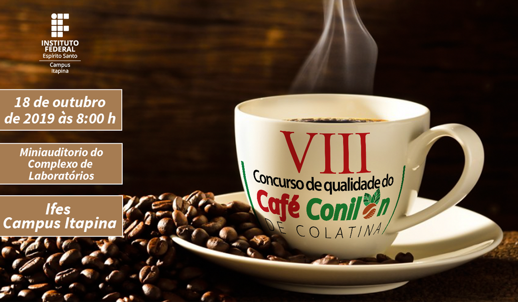 VIII Concurso de Qualidade de Café Conilon de Colatina