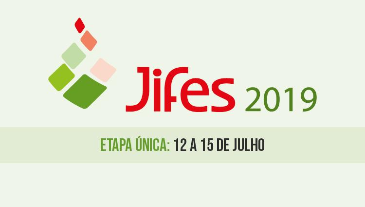 Confirmada a realização do Jifes 2019